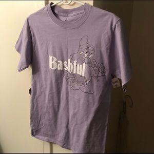 New Disney Parks Bashful Snow White Tee Shirt L